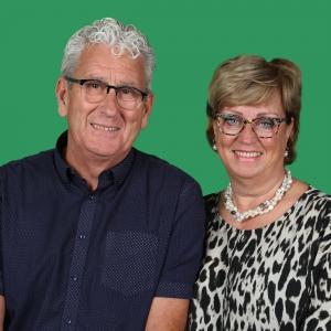 Carla en Peter Bakx